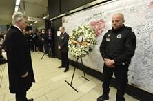 Bélgica presta homenagem a vítimas de atentados um ano depois