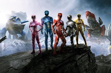 Vêm aí os novos Power Rangers