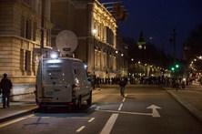 Reforço de segurança na noite dos atentados em Londres