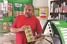 Raspadinha dá prémio de meio milhão de euros