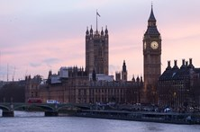 As imagens do atentado terrorista em Londres