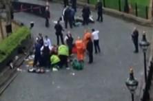 Veja as imagens do terrorista após ser abatido