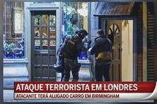 Polícia britânica monta mega operação