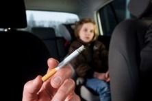 Na Europa, já há nove países que proibem fumar no carro com crianças
