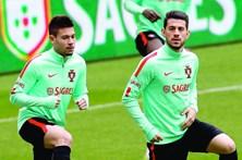 Pizzi quer afirmar-se como opção de Fernando Santos