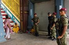 Nove detidos na Malásia por suspeita de ligação ao Daesh