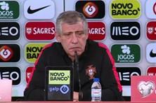 Fernando Santos afirma que jogadores estão focados no jogo com a Hungria