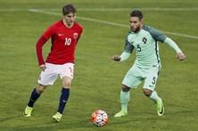 Portugal vence Noruega em jogo de preparação para Euro2017 de sub-21