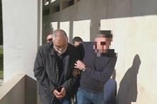 Veja a chegada do homicida de Barcelos a Tribunal