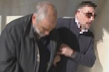 Veja a chegada do homicida de Barcelos ao Tribunal de Braga