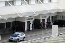 Caiu teto na zona de urgências do hospital de Loures