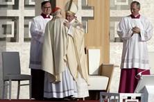 Um milhão de fiéis em Monza para missa do papa