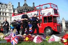 Terrorista enviou SMS antes do ataque em Londres