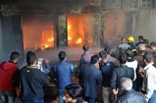 Iraque quer concluir em maio ofensiva contra o Daesh em Mossul