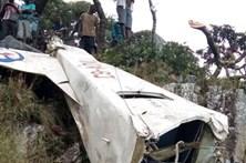 Queda de avioneta provoca cinco mortos no centro de Moçambique