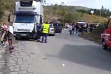 Três crianças feridas em acidente em Gondomar