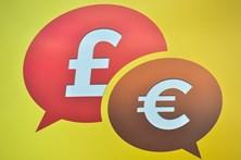 Euro sobe para máximos deste ano face ao dólar