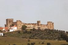 A fortaleza medieval de Alandroal