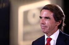 """José Maria Aznar diz que Europa """"vive crise existencial"""""""