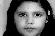 Menina que morreu em despiste vai hoje a sepultar