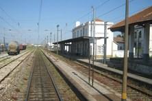 Morre colhido por comboio em Abrantes