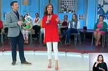 """Associação de surdos critica RTP por voltar a meter língua gestual """"numa caixa""""."""