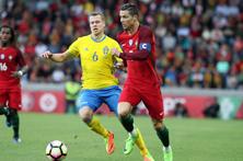 Autogolo cancela festa de Ronaldo