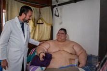 Homem mais obeso do mundo vai ser operado no México
