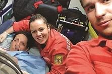 Bebé nasceu na ambulância em Paços de Ferreira
