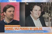 Daniel Vaz perdeu 50 quilos
