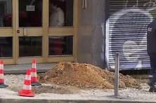 Vários prédios evacuados devido a fuga de gás no Intendente