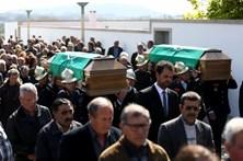 Dor no último adeus às vítimas do Monstro de Barcelos