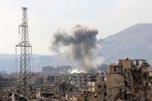 Aviação russa matou até agora mais de 11 mil pessoas na Síria