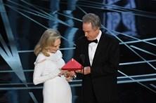 Óscares muda regras de entrega de envelopes com vencedores