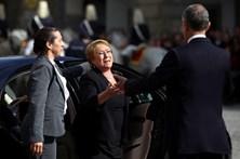 Marcelo Rebelo de Sousa recebe Presidente do Chile em Évora