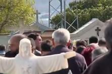 Casal vítima do monstro de Barcelos foi sepultado