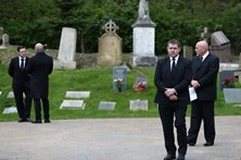 Funeral de George Michael três meses depois da sua morte