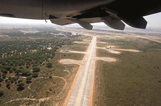 Ruído do aeroporto afeta três concelhos