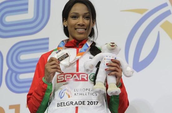 Patrícia Mamona conquista medalha de prata no Europeu de atletismo