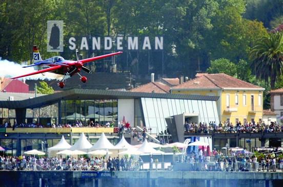 Air Race vai regressar ao Douro em setembro