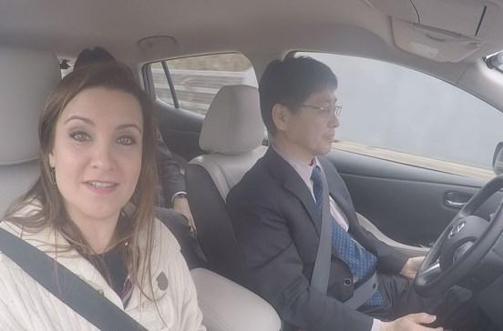 O futuro dispensa condutor