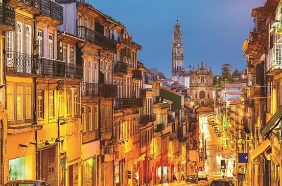 Hotéis do Porto vão ter maior subida de receita