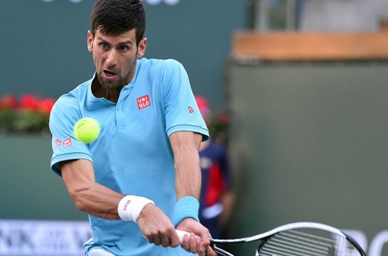 Djokovic, Federer e Nadal avançam em Indian Wells