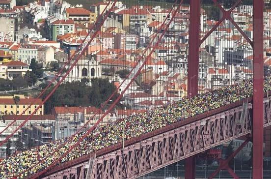 Uma mini maratona gigante