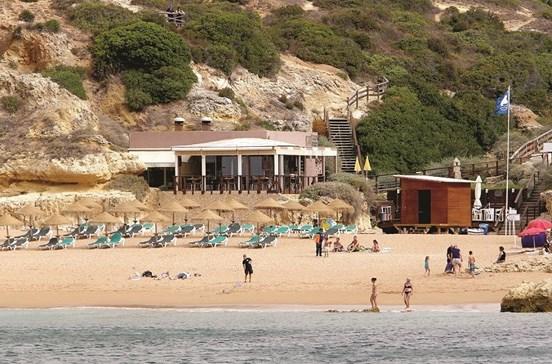 "Algarve quer manter recorde de praias ""azuis"""