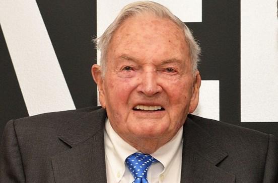 Morreu com 101 anos o banqueiro e filantropo David Rockefeller
