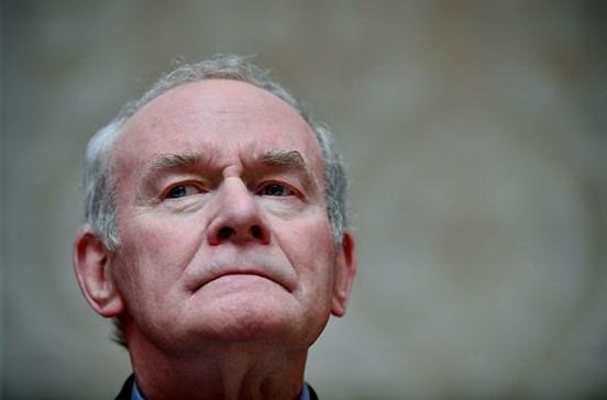 Morreu Martin McGuinness, ex-chefe do IRA