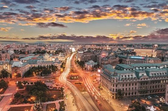 Visita histórica à Roménia em espírito low cost