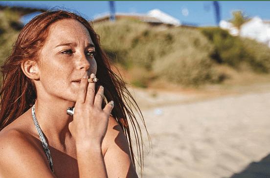 Vai ser proibido fumar na praia