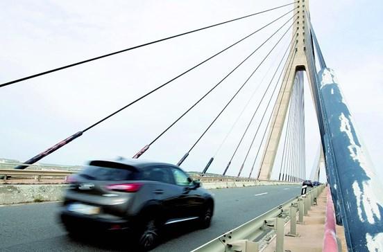 Ponte do Guadiana ainda espera por intervenção